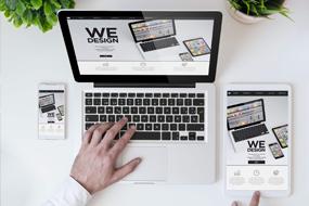 Brandre Fel - Weboldal készítés